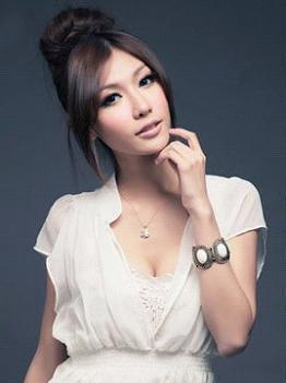 苏州韩式婚纱摄影新娘齐刘海发型